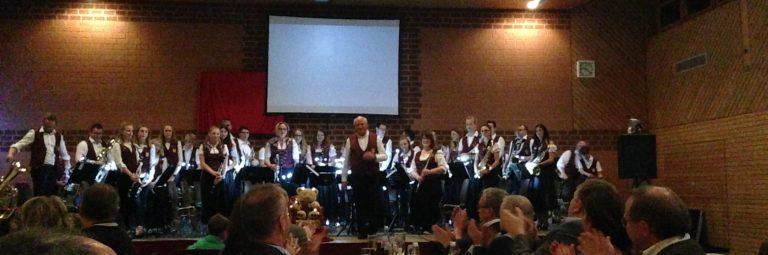 Weihnachtskonzert Musikverein Eglingen