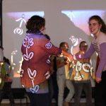 Sanddance - Workshop bei NaBe in Nattheim