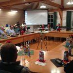 Gemeinderatssitzung im Nattheimer Rathaus