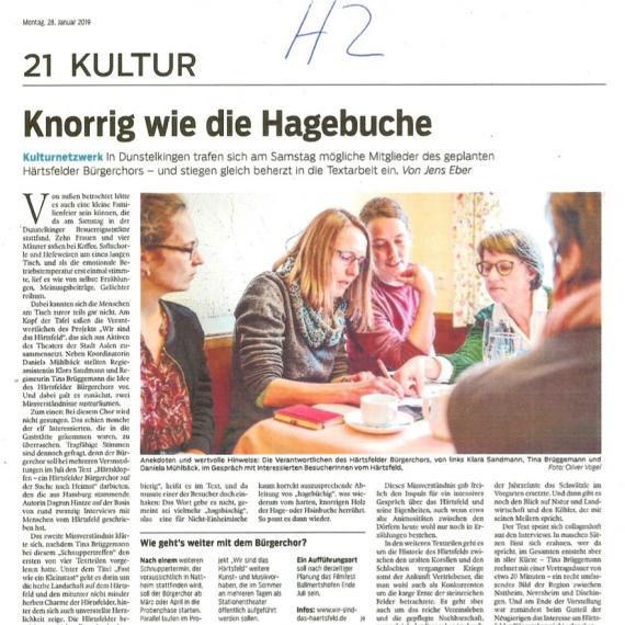 Pressetext Heidenheimer Zeitung